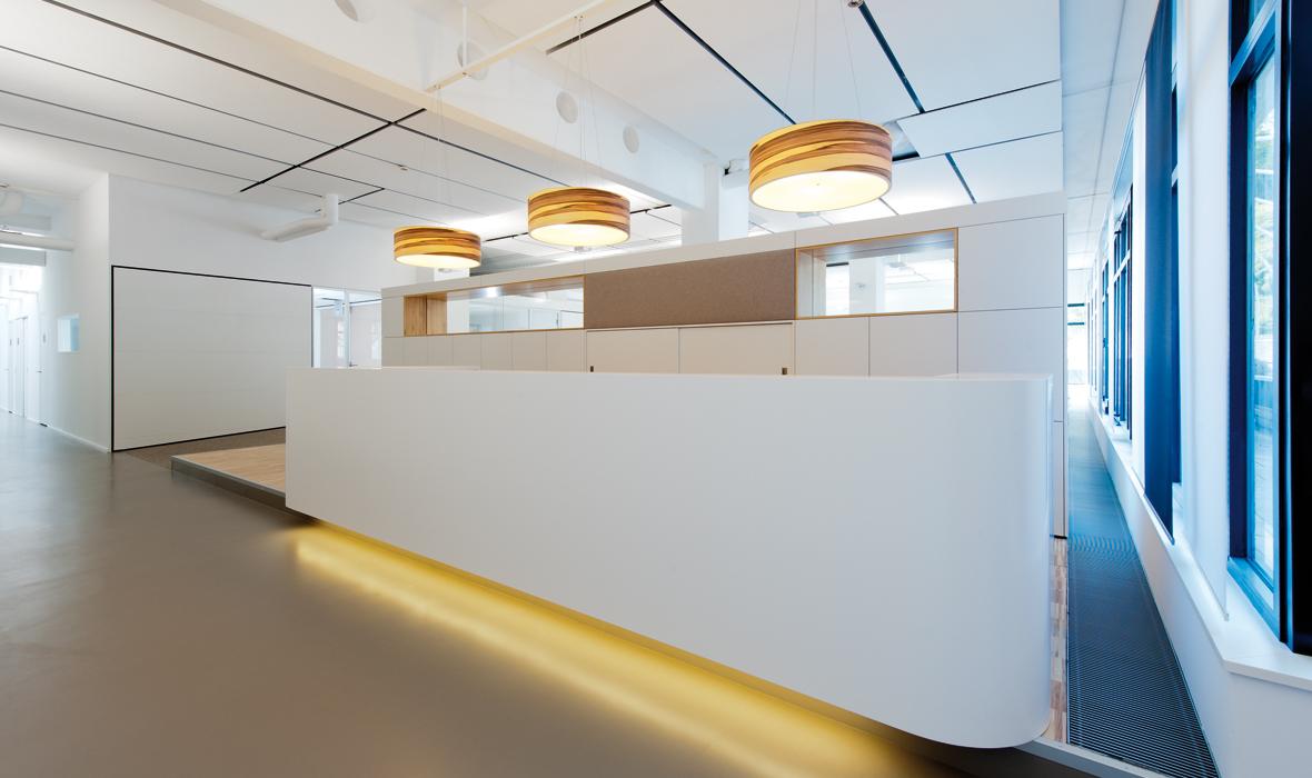 Hansgrohe (Schiltach) office lighting veneer lights designer lamps