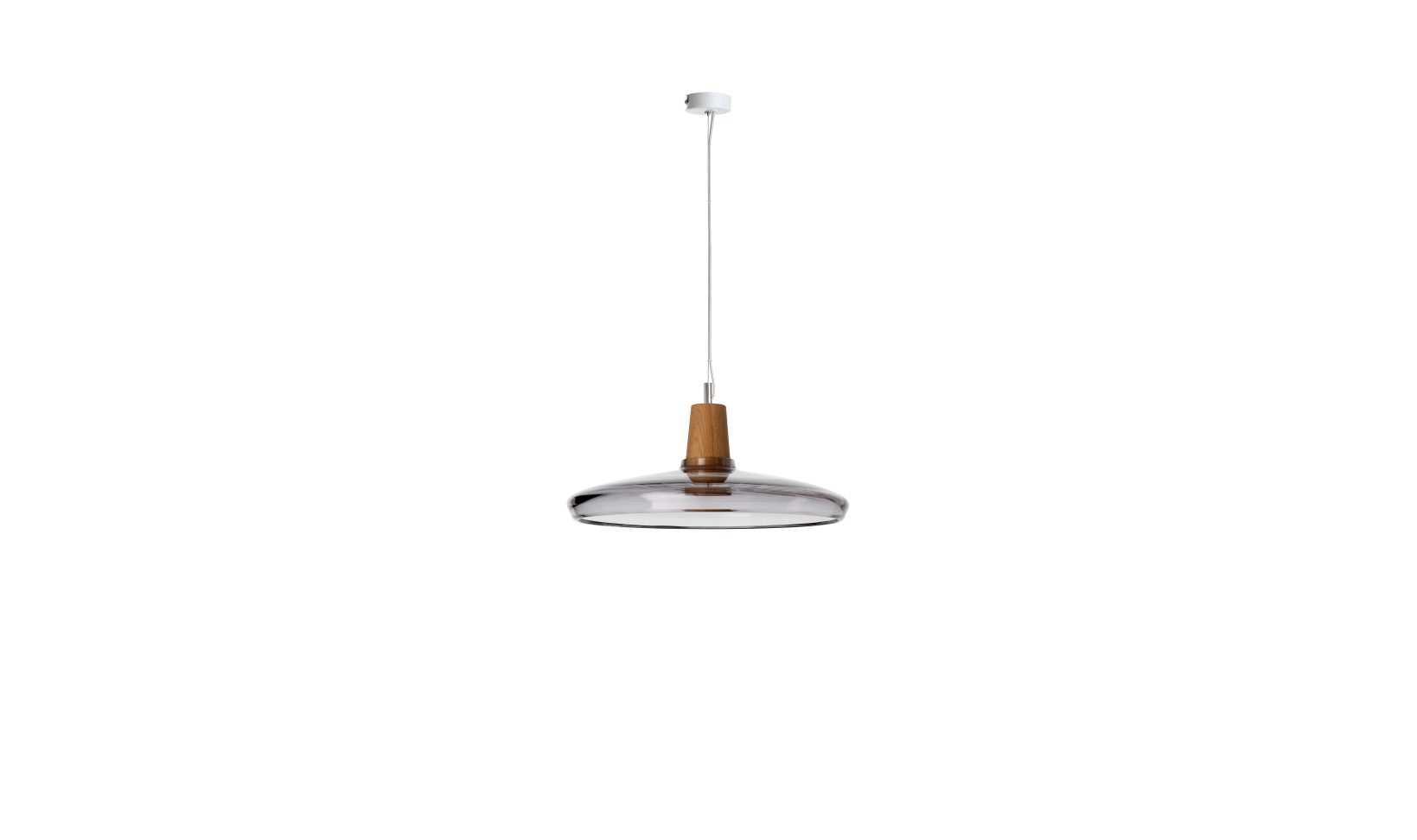 dreizehngrad pendant lamp model Industrial 36/08P anthracite glass lamp design lamp
