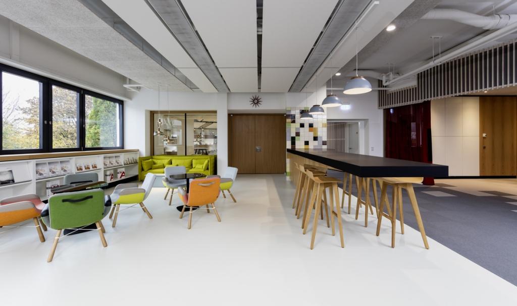 Kreissparkasse Göppingen - Officebeleuchtung Bürolicht