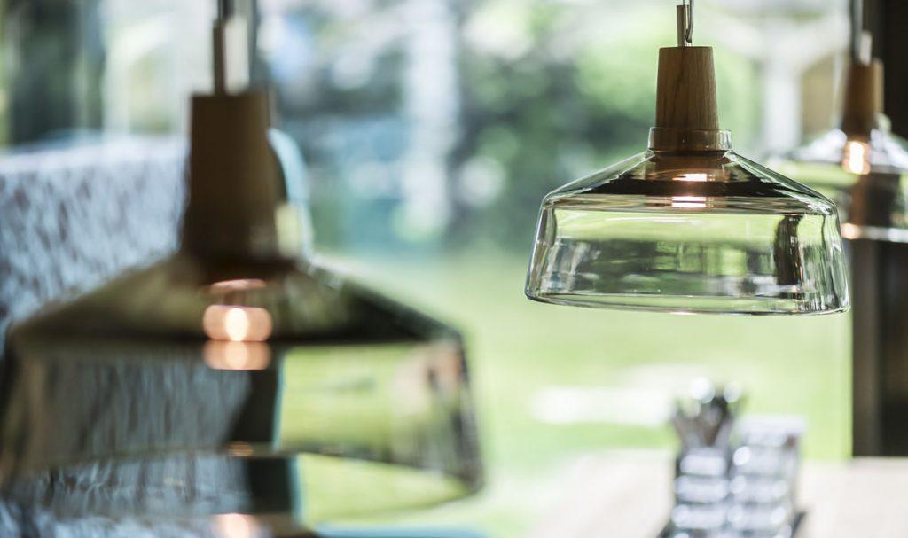 close up - dreizehngrad Glasleuchten Industrial