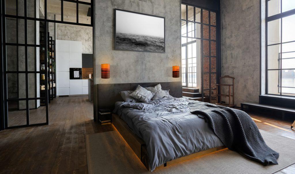 dreizehngrad wandleuchten holzleuchten design leuchten schlafzimmer loft